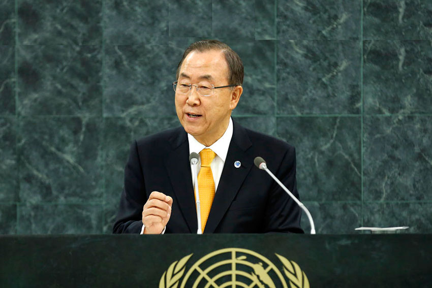 Message of the UN Secretary-General on International Youth Day 2016